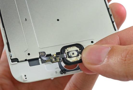Как заменить кнопку Home на iPhone 6