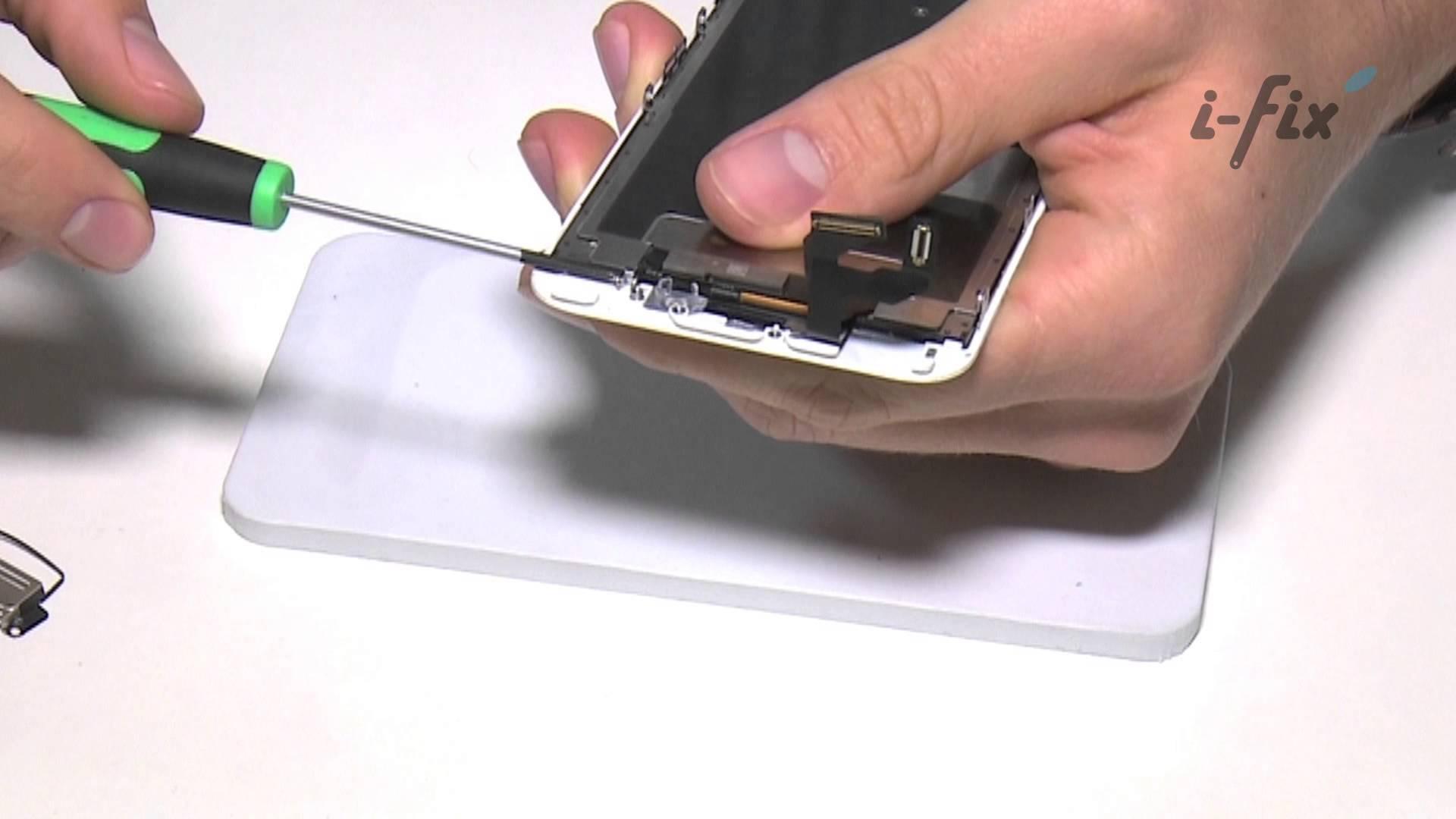 Риски повреждений при замене стекла iPhone 6s своими руками