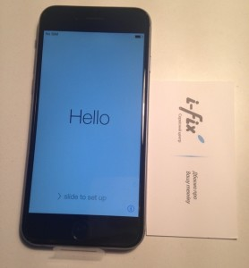 Обмен iPhone по гарантии