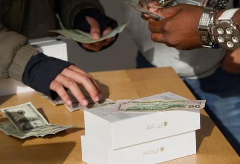 Как купить iPhone с рук