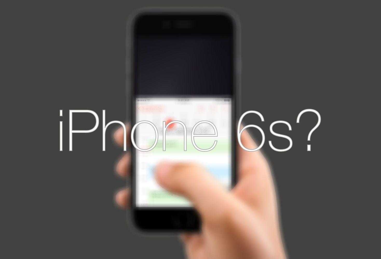 Когда выйдет новый iPhone 6s?