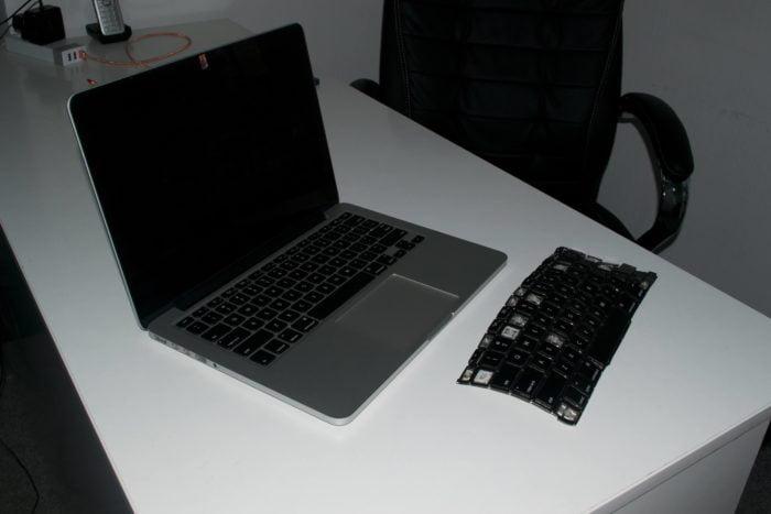 MacBook Pro A1502 ремонт
