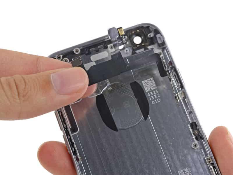 ремонт кнпоки Power iPhone 6