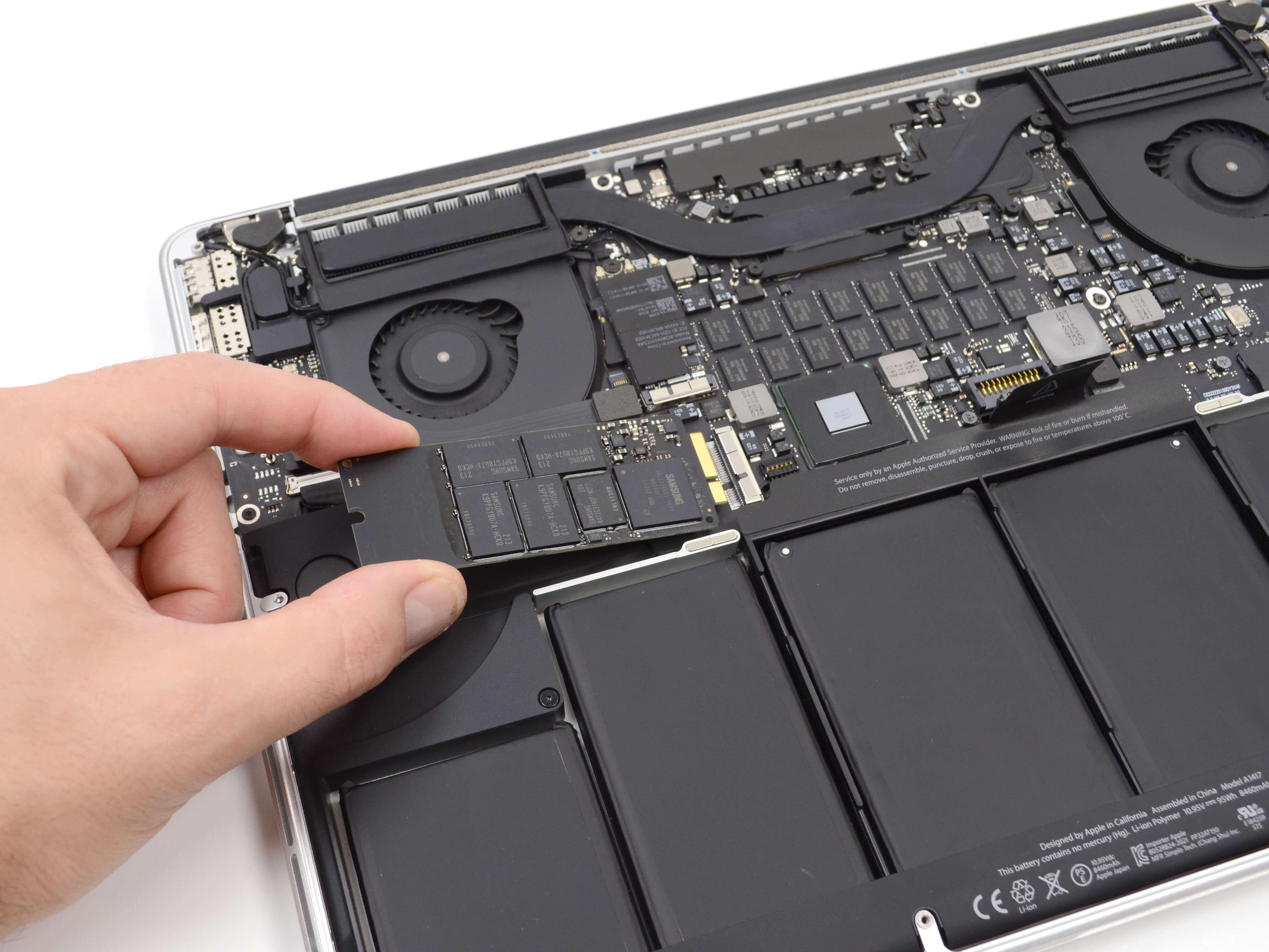Грфическая система MacBook