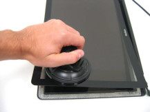 Замена матрицы LCD MacBook