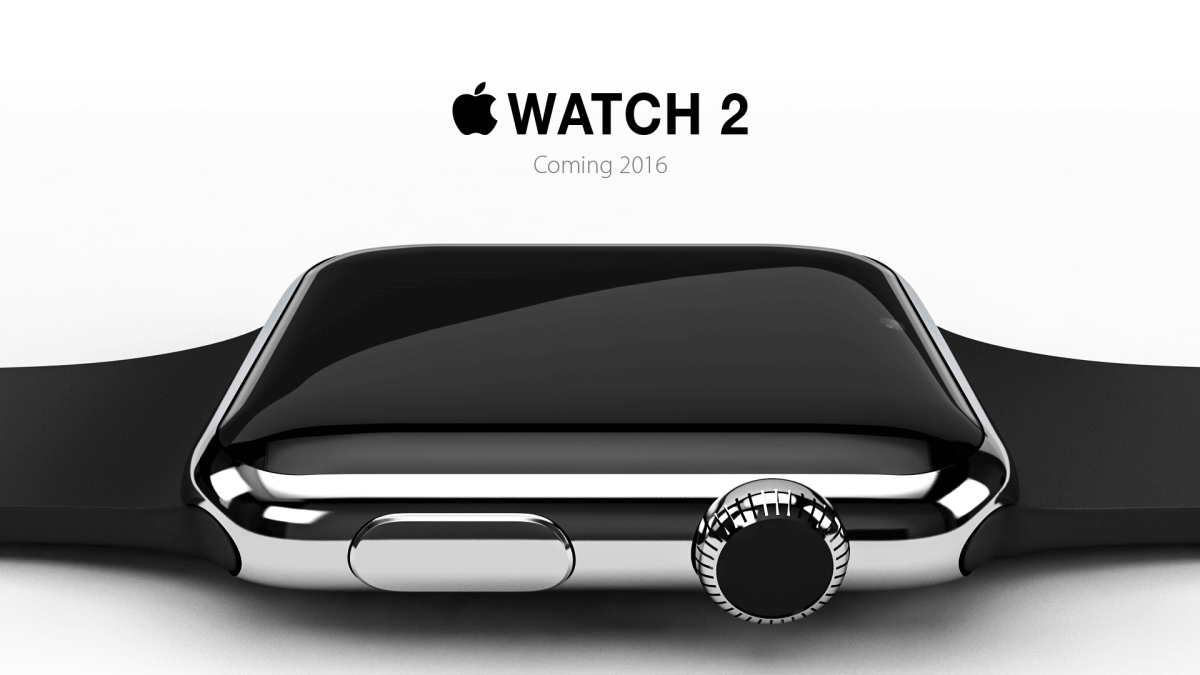 Когда выйдут Apple Watch 2?