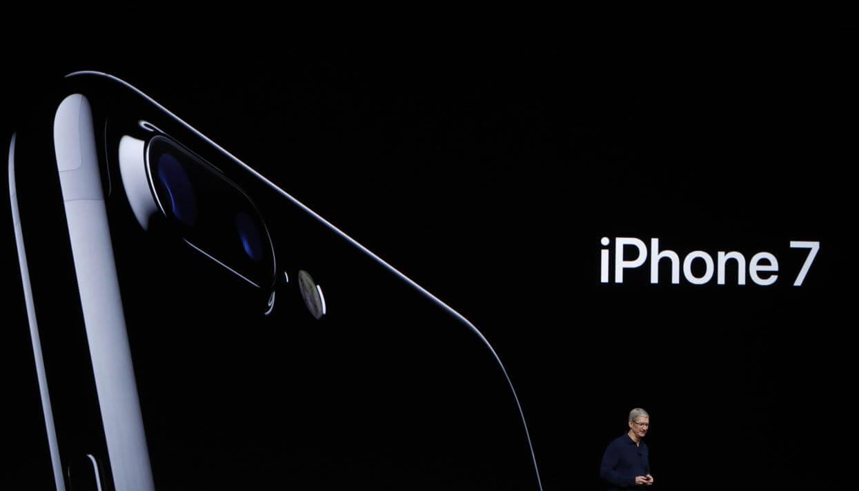 Новые функции iPhone 7