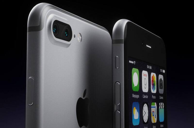 Новый iPhone - 7