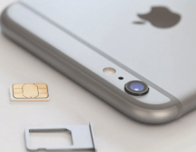 iPhone не видит sim-карту