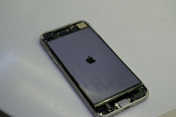 Дисплей iPhone 8 без стекла