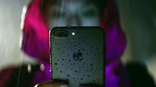 iPhone 7 после воды