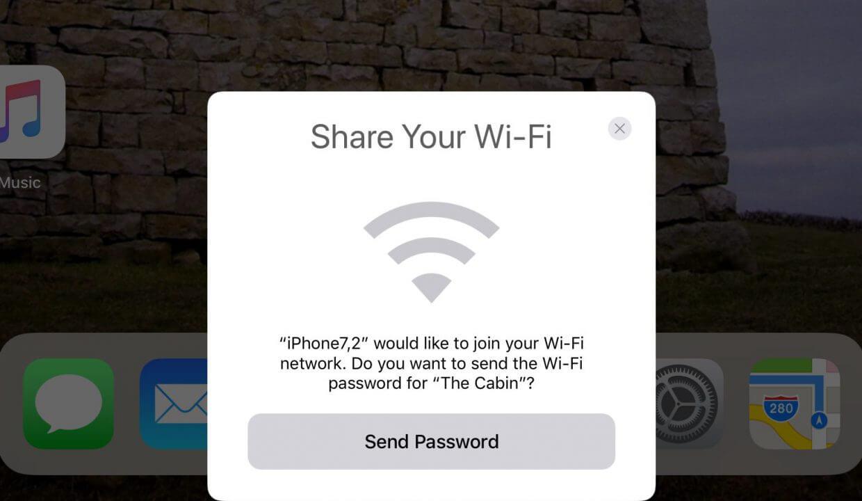 Нововведения Wi-Fi в iOs 11