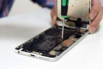 Влага внутри iPhone