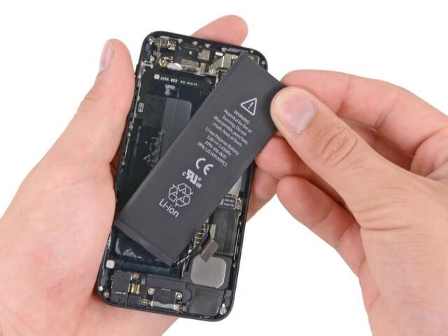 Как использовать батарею iPhone