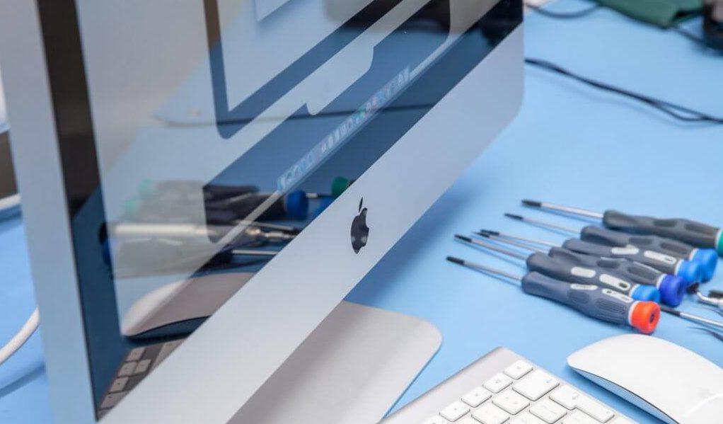 iMac медленно работает