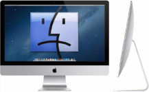 Не включается iMac