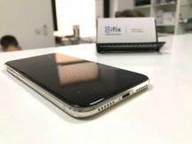 Замена дисплея iPhone X (10)