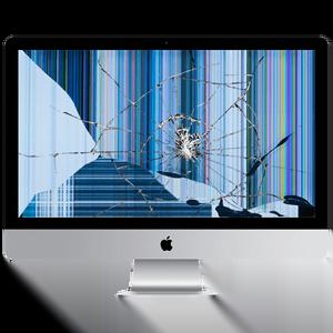 Замена дисплея iMac