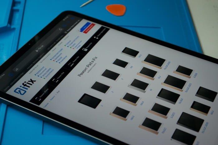 iPad Pro 11 замена дисплея