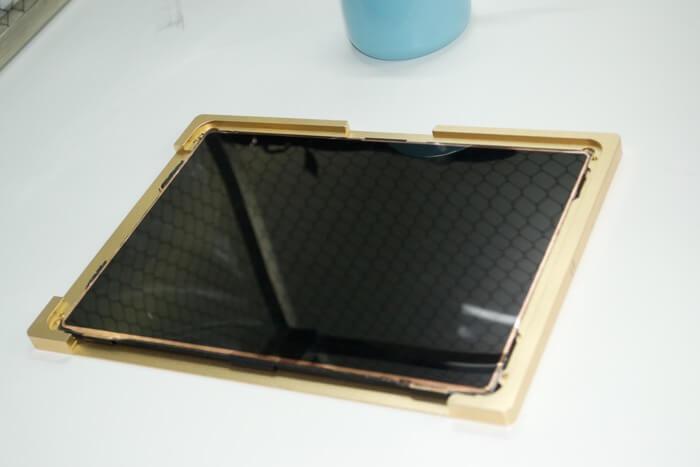 замена стекла на iPad Pro 11