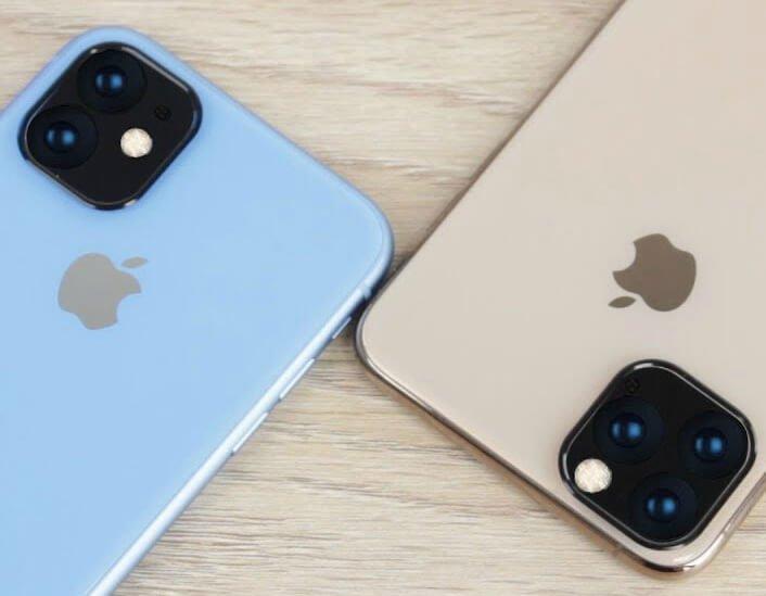 переклейка стекла iPhone 11
