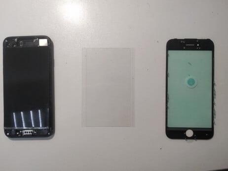 дисплейный модуль в iPhone 7