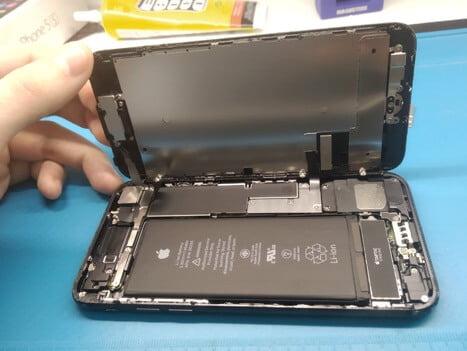 iPhone 7 внутри
