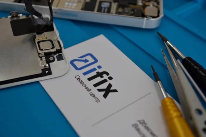 сервисный центр Apple iFix