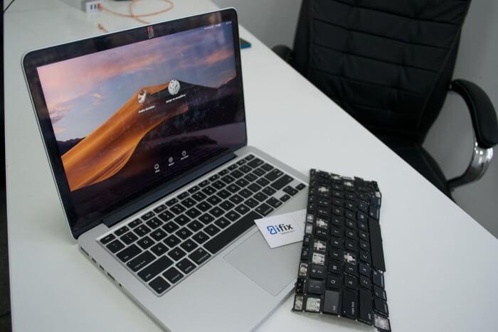 ремонт в Киеве MacBook Pro A1502