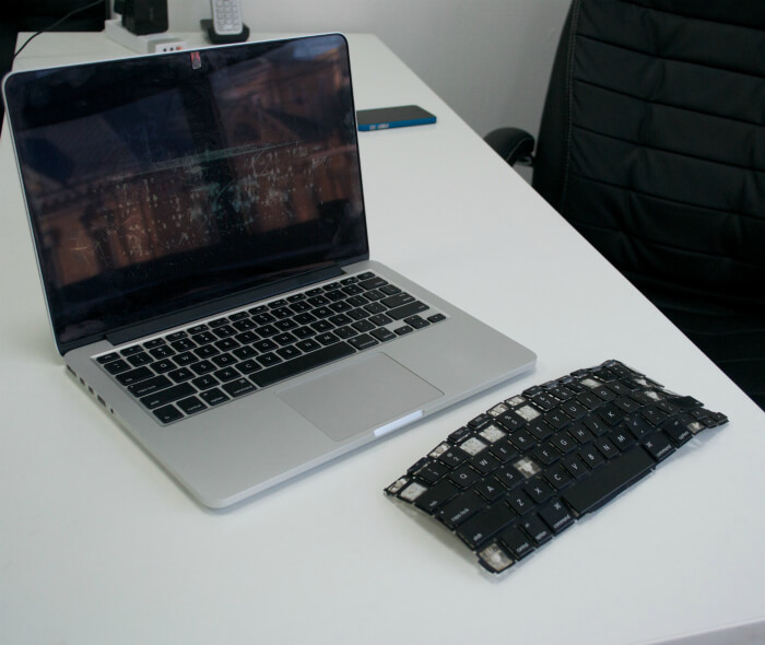 ремонт MacBook Pro A1502