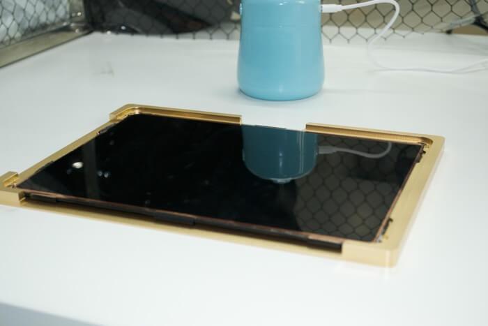 замена стекла методом ОСА на iPad Pro 11