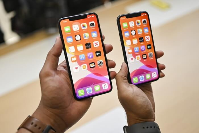 iPhone 11 Pro Max замена дисплея