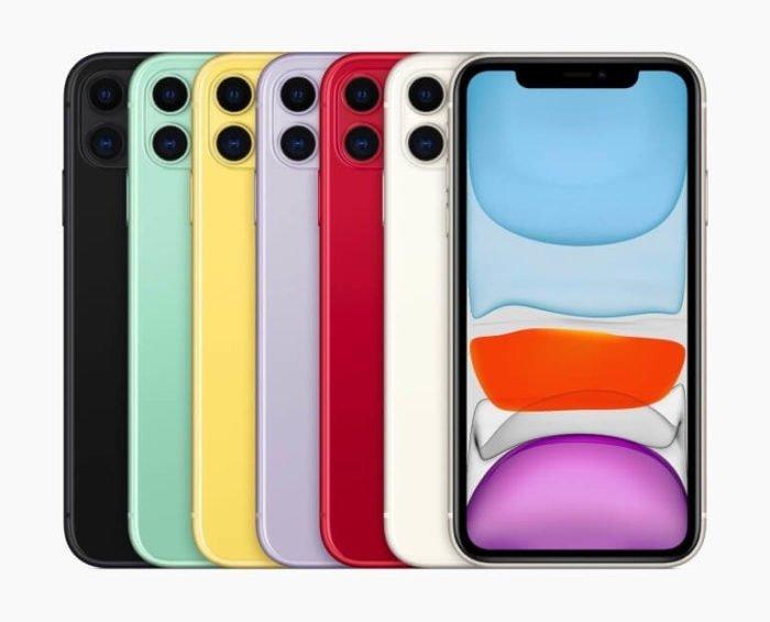 замена стекла на iPhone 11 в Киеве