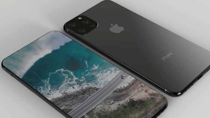 замена стекла iPhone Pro Max