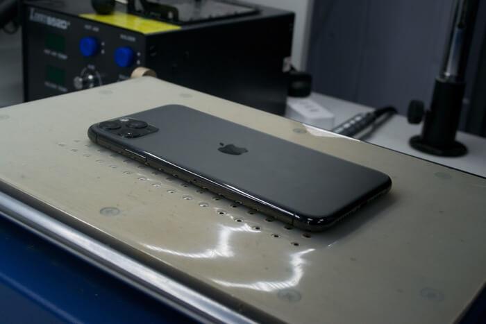 ремонт экрана iPhone 11 pro max