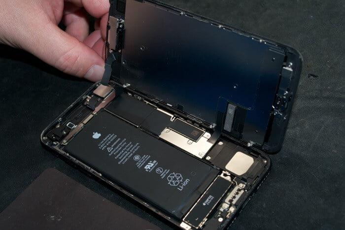 не работают наушники в iPhone 7