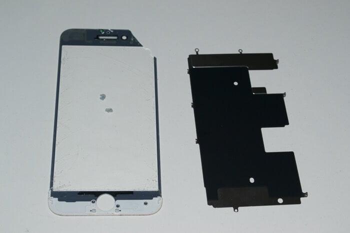 стекло на iPhone 8