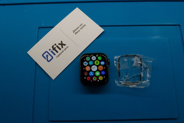 ремонт дисплея Apple Watch Series 5