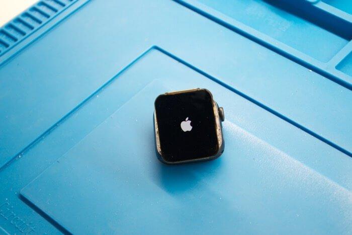 профессиональная замена стекла на Apple Watch Series 5