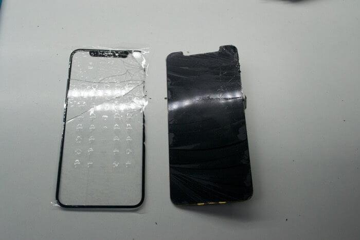 матрица iPhone 11 Pro