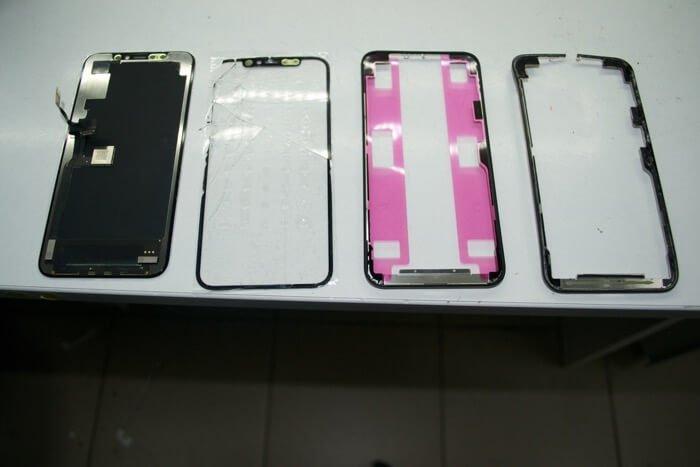 ремонт дисплея iPhone 11 Pro