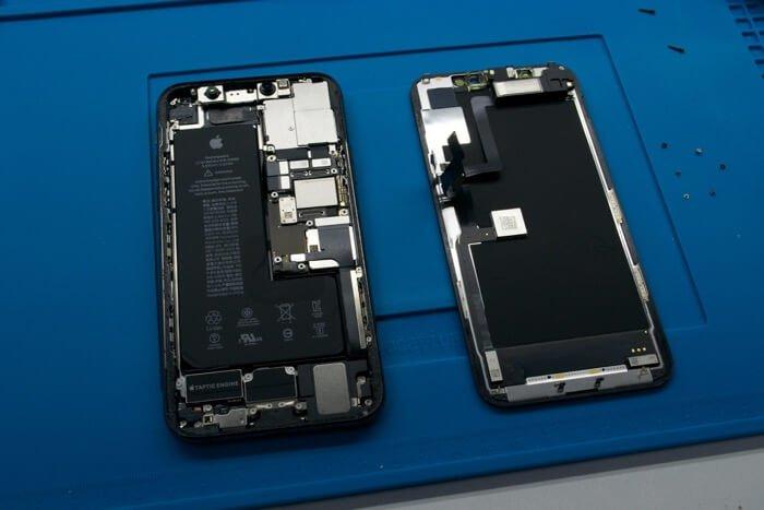 замена рамки дисплея на iPhone 11 Pro