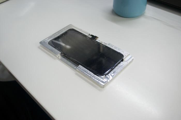 ремонт iPhone 11 Pro по технологии ОСА