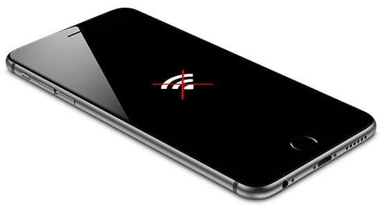 На iPhone не работает Wi-Fi
