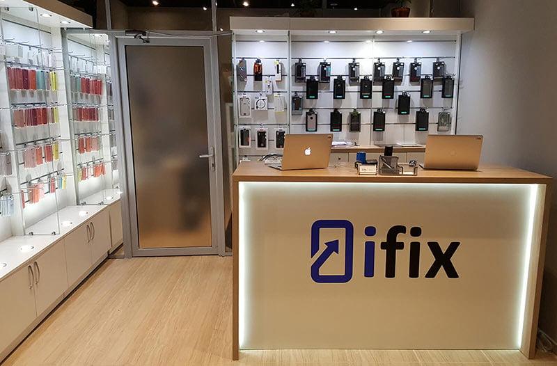iFix «Контрактовая площадь»