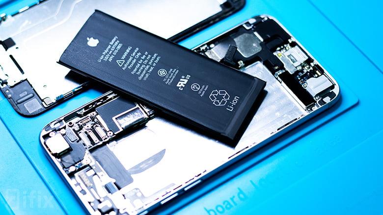 быстро разряжается iphone 6