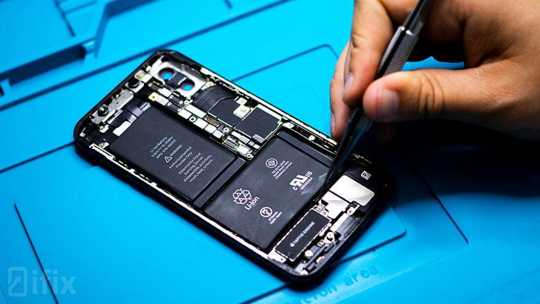 Диагностика iPhone X