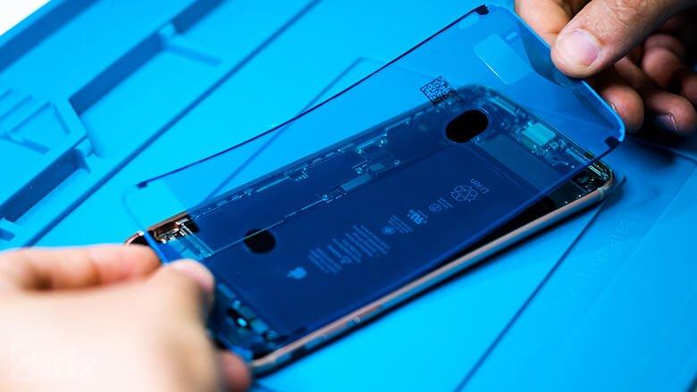 восстановление влагозащиты iphone 8 plus
