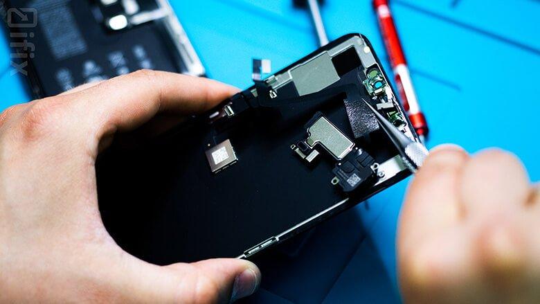 замена экрана iphone 11 pro max