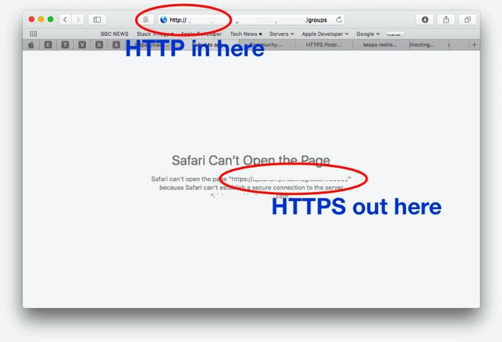 Автоматической HTTPS